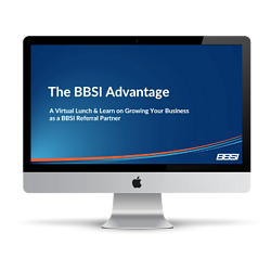 BBSI Advantage Lunch and Learn mockup
